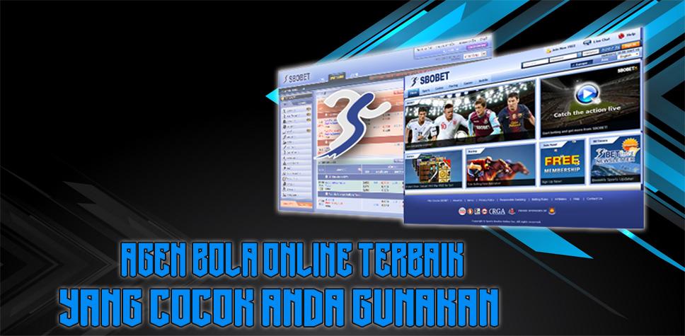 Agen Bola Online Terbaik yang Cocok Anda Gunakan
